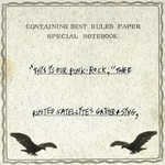 """SILVER MT. ZION - """"This Is Our Punk-Rock"""" Thee Rusted Satellites Gather + Sing 2xLP"""
