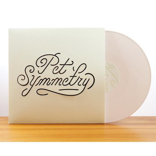 PET SYMMETRY - Vision LP 180g Cream Vinyl