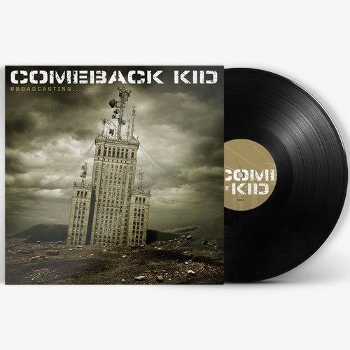 COMEBACK KID - Broadcasting... LP