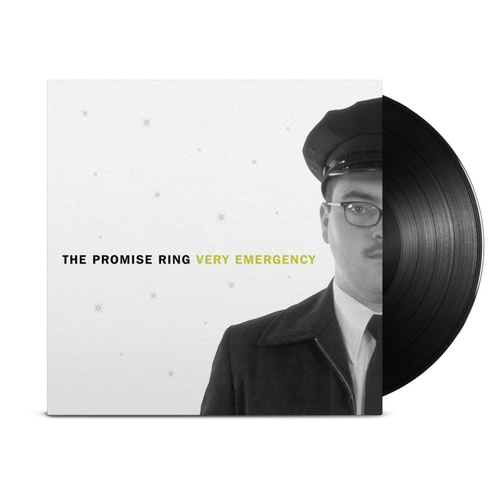 PROMISE RING, THE - Very Emergency LP
