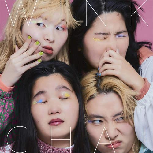 CHAI - Wink LP (Colour Vinyl)