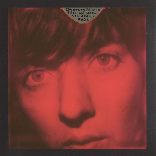 COURTNEY BARNETT - Tell Me How You Really Feel LP (Indie, Red Vinyl)