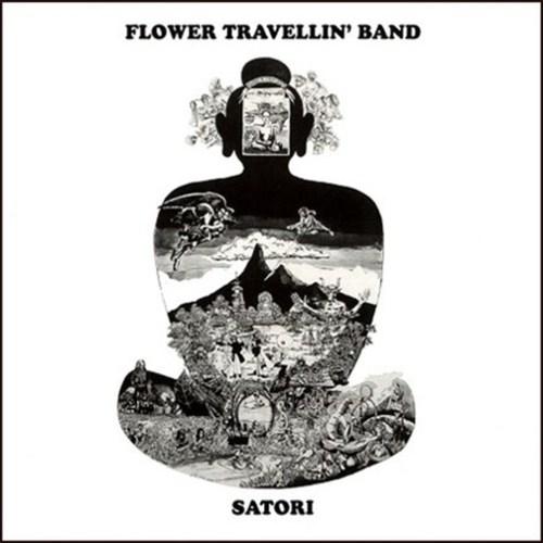 FLOWER TRAVELLIN BAND - Satori LP 180gram vinyl