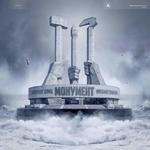 MOLCHAT DOMA - Monument LP Blue Ice vinyl