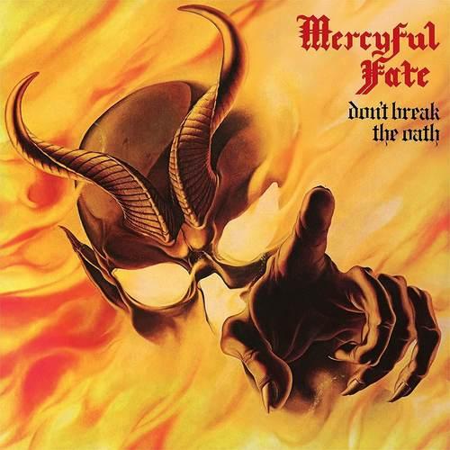 MERCYFUL FATE - Dont Break The Oath LP