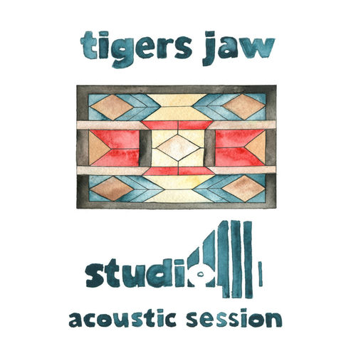 TIGERS JAW - Studio 4 Acoustic Session LP (Doublemint Green Vinyl)