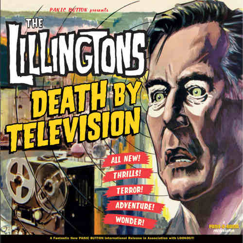LILLINGTONS, THE - Death By Television LP