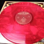 TSUNAMI BOMB - The Ultimate Escape LP Red Vinyl