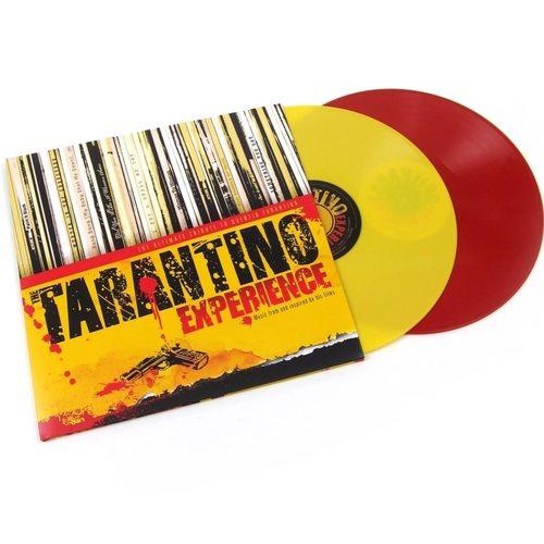 VA - Tarantino Experience Ultimate Tribute to Quentin Tarantino 2xLP 180gram Red & Yellow vinyl