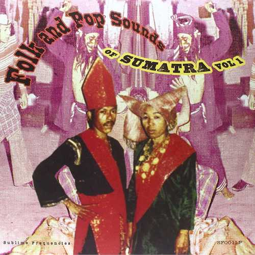 VA - Folk Pop Sounds of Sumatra Vol 1 LP