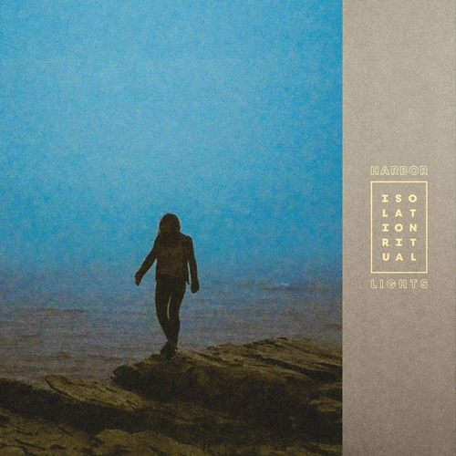 HARBORLIGHTS - Isolation Ritual LP GoldLight Blue Mix Vinyl
