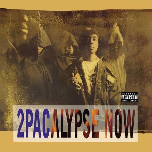 2Pac - 2Pacalypse Now 2xLP