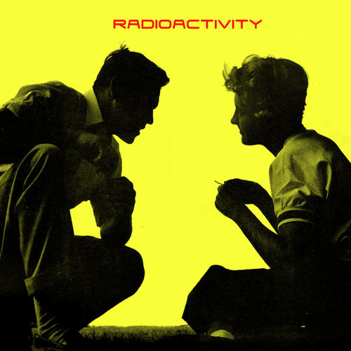 RADIOACTIVITY - Self-Titled LP