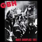 G.B.H. - Dover Showplace 1983 LP Red Vinyl