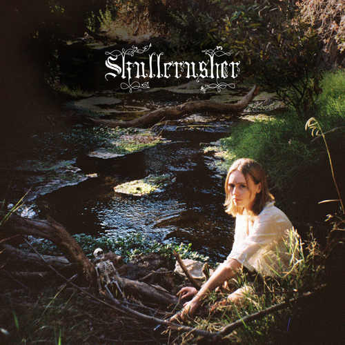 "SKULLCRUSHER - Self-Titled 12""EP (Transparent Cloudy Clear Vinyl)"