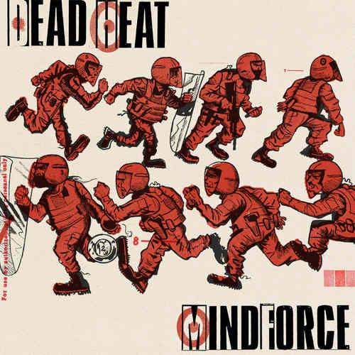 MINDFORCE  DEAD HEAT - Split 12