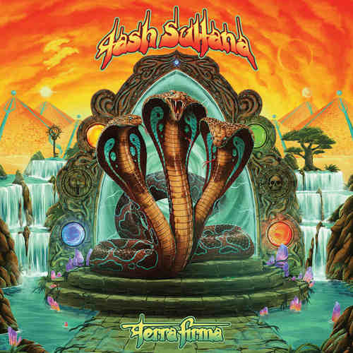 TASH SULTANA - Terra Firma 2xLP (Yellow vinyl)