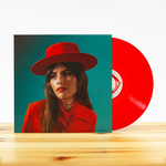 HAZEL ENGLISH - Wake Up LP Clear Red Vinyl
