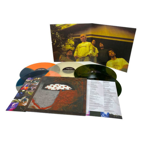 NARROW HEAD - 12th House Rock 2xLP (Frosted Clear Vinyl)