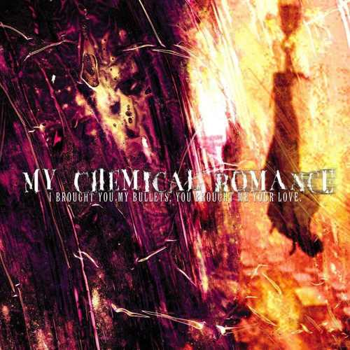 MY CHEMICAL ROMANCE - I Brought You Bullets, You Brought Me Your Love LP