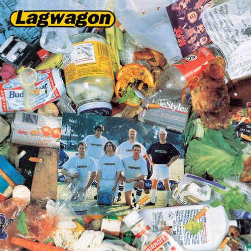 LAGWAGON - Trashed 2xLP