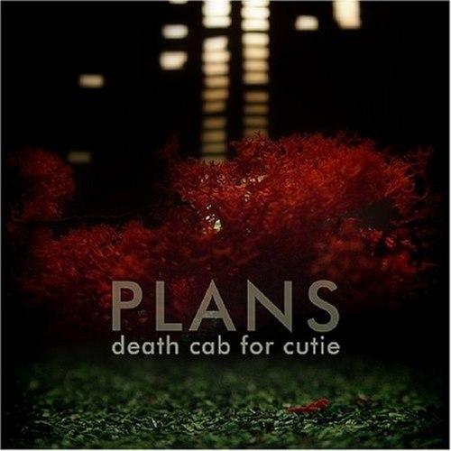 DEATH CAB FOR CUTIE - Plans 2xLP