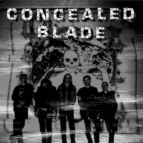 CONCEALED BLADE - Concealed Blade LP