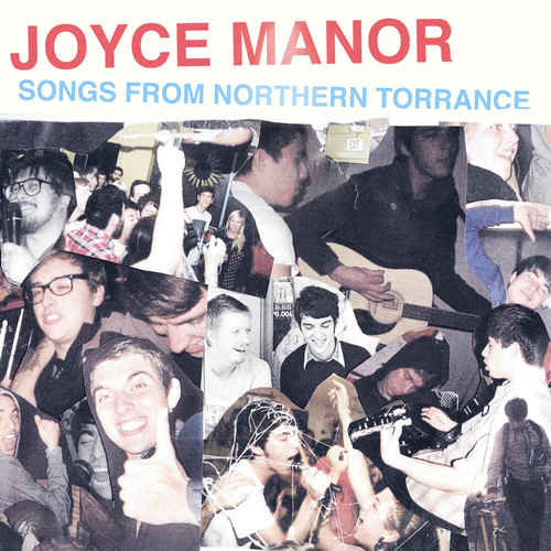 JOYCE MANOR - Songs From Northern Torrance LP Colour Vinyl