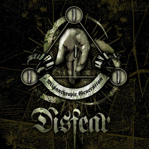 DISFEAR - Misanthropic Generation LP