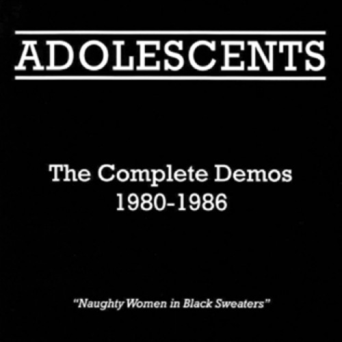 ADOLESCENTS - The Complete Demos 1980-1986 LP