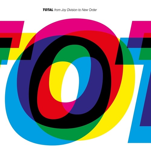NEW ORDER & JOY DIVISION - TOTAL From Joy Division to New Order 2xLP