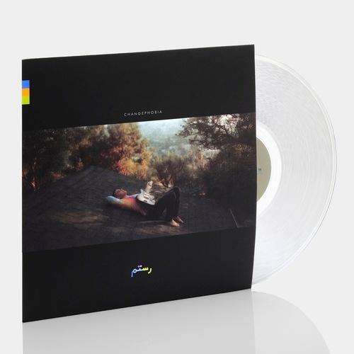 ROSTAM - Changephobia LP (Crystal Clear Vinyl)
