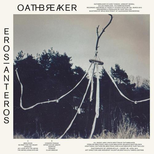 OATHBREAKER - Eros  Anteros LP Colour vinyl