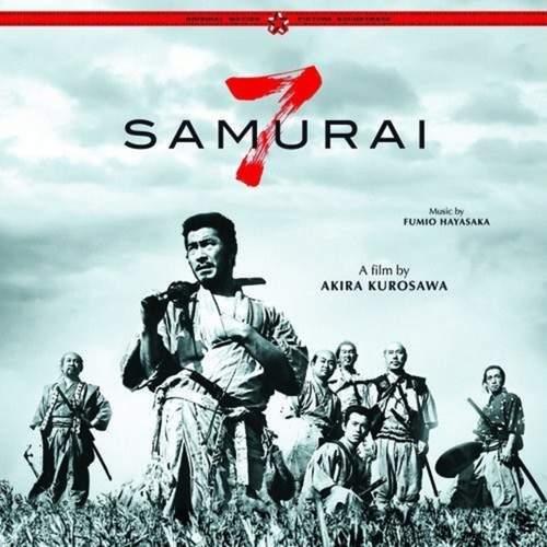 FUMIO HAYASAKA - Seven Samurai Original Motion Picture Soundtrack LP 180g