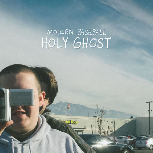 MODERN BASEBALL - Holy Ghost LP Orange Vinyl