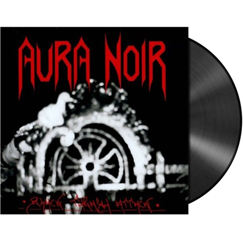 AURA NOIR - Black Thrash Attack LP