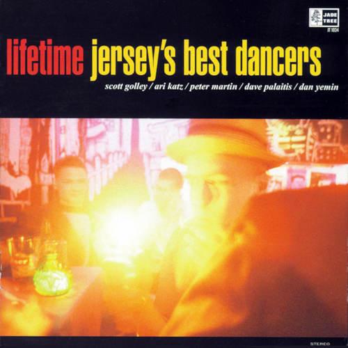LIFETIME - Jersey's Best Dancer LP (Colour Vinyl)