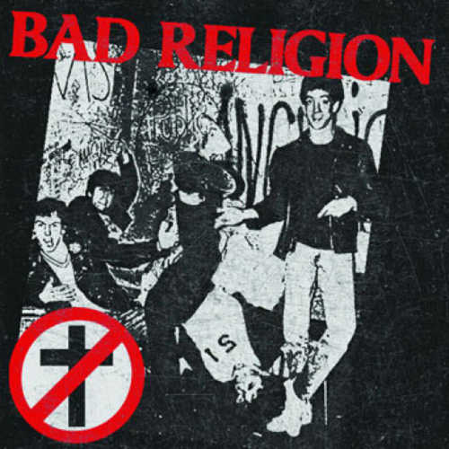 "BAD RELIGION - Public Service 7"""