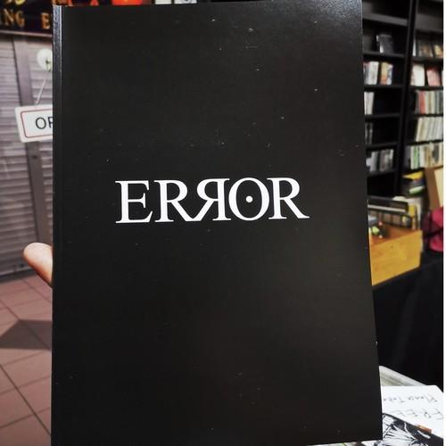 ERROR Art Book