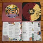 MOONER - O.M. LP Half-and-Half with Splatter colored vinyl