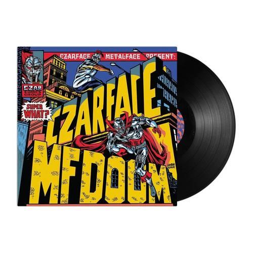 CZARFACE & MF DOOM - Super What LP