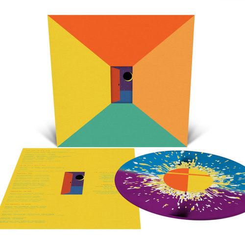 CEREMONY - In The Spirit World Now LP Colour vinyl