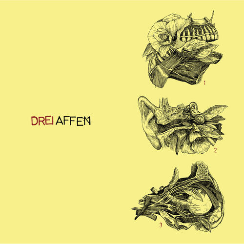 DREI AFFEN - ST 12EP