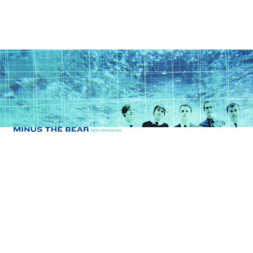 MINUS THE BEAR - Highly Refined Pirates LP