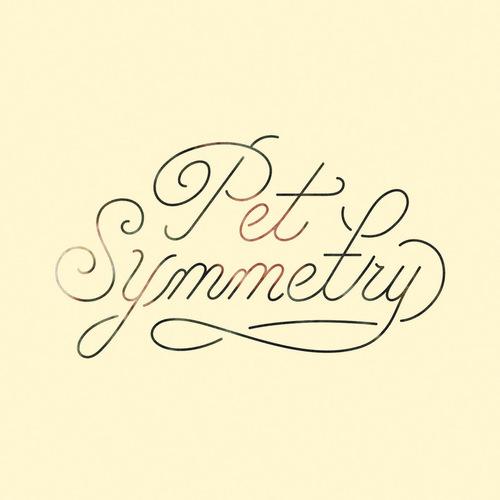 PET SYMMETRY - Vision LP (180g Cream Vinyl)