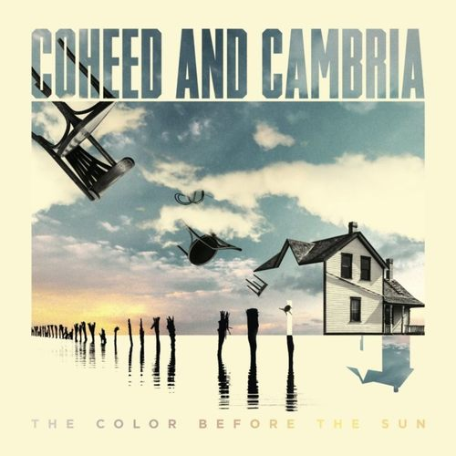 COHEED & CAMBRIA - The Color Before The Sun LP