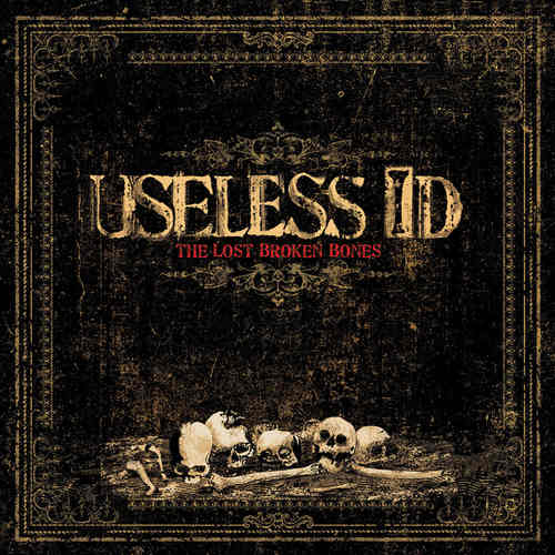 USELESS ID - The Lost Broken Bones LP