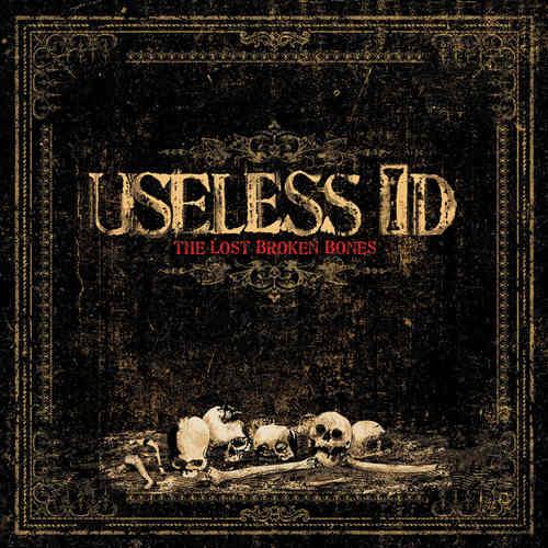USELESS ID - The Lost Broken Bones LP