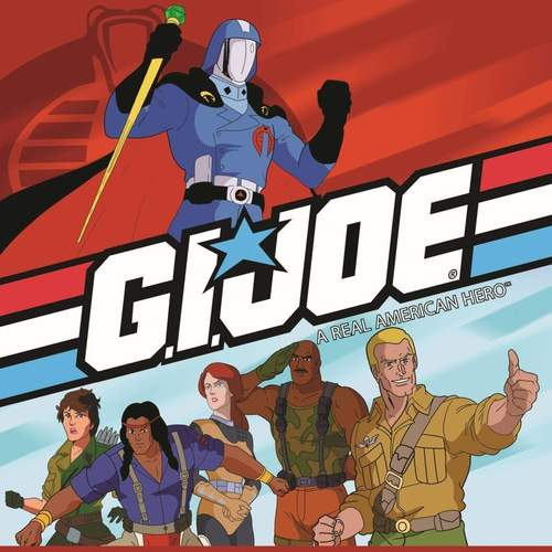 V/A - Music From G.I. Joe: A Real American Hero LP