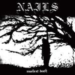 NAILS - Unsilent Death LP Grey Vinyl